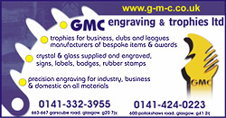 GMC Engraving & Trophies Ltd