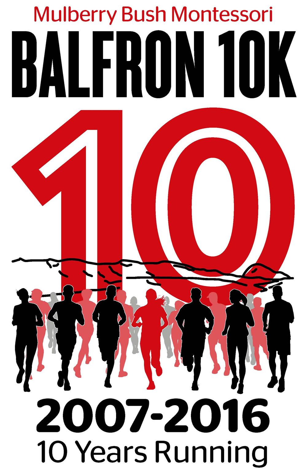 Balfron 2016 - 10 years running