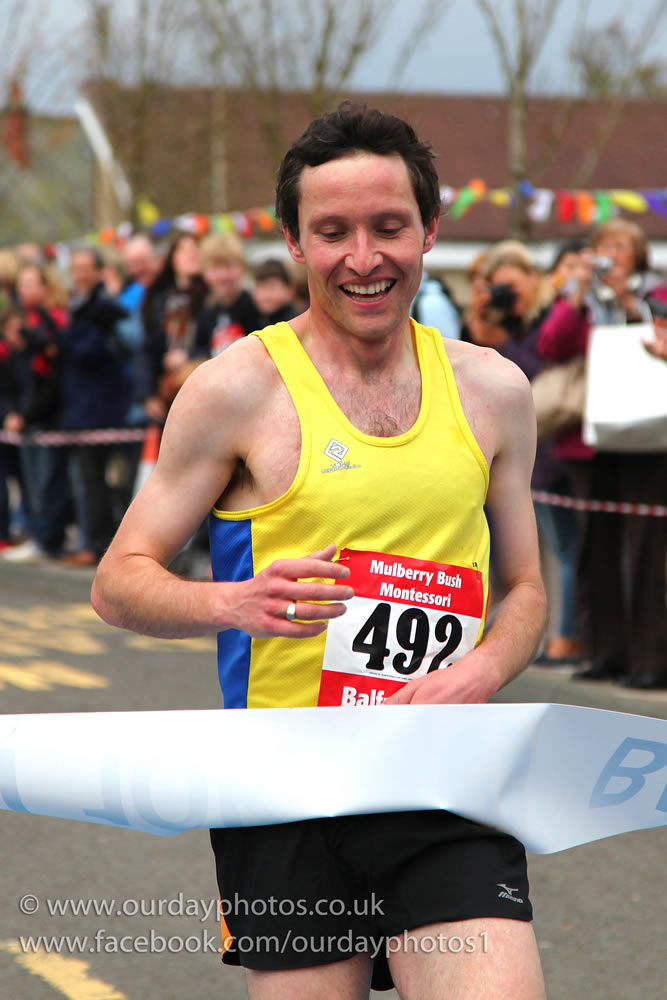 Robert Russell32:12	Central Athletics