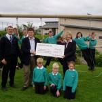 2007 cheque presentation