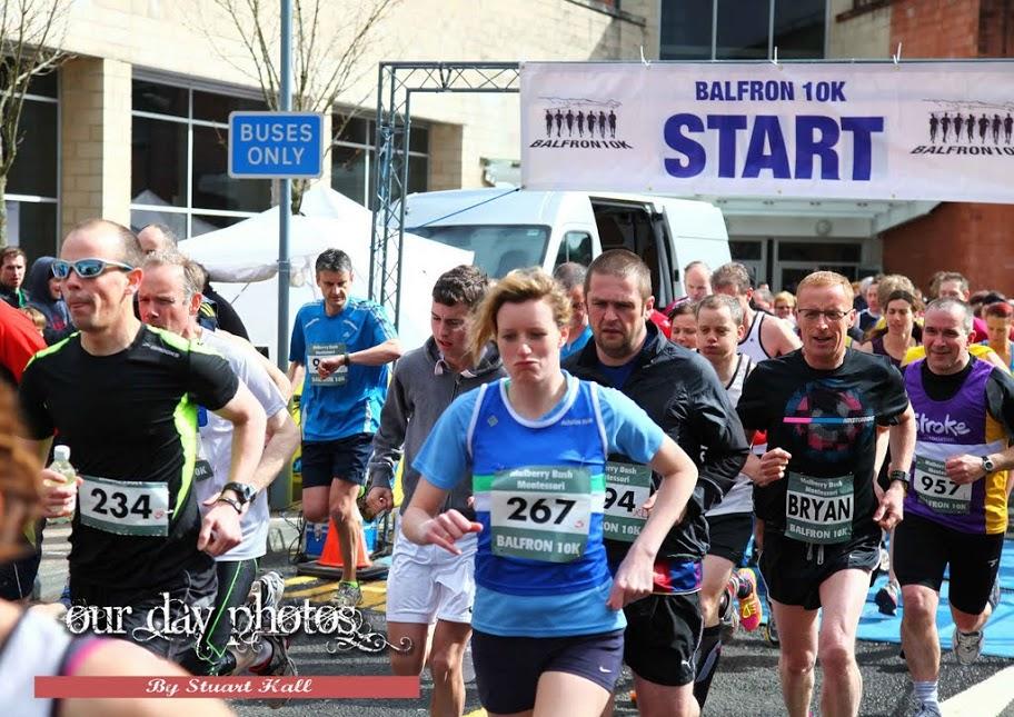 Bryan Burnett - 2013 10k start