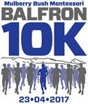 Mulberry Bush Montessori Balfron 10k - friendly but challenging, scenic and traffic-free 10k road race near Glasgow & Stirling