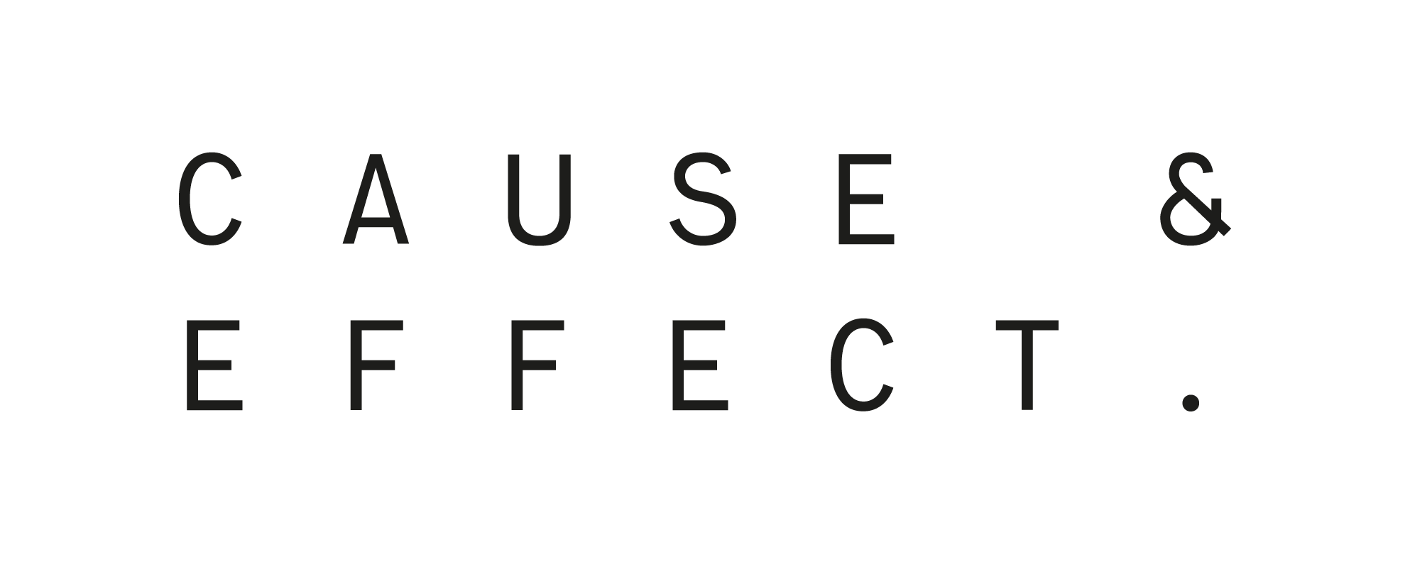 Cause & Effect Experienced branding agency in Glasgow specialising in graphic design with purpose and impact.